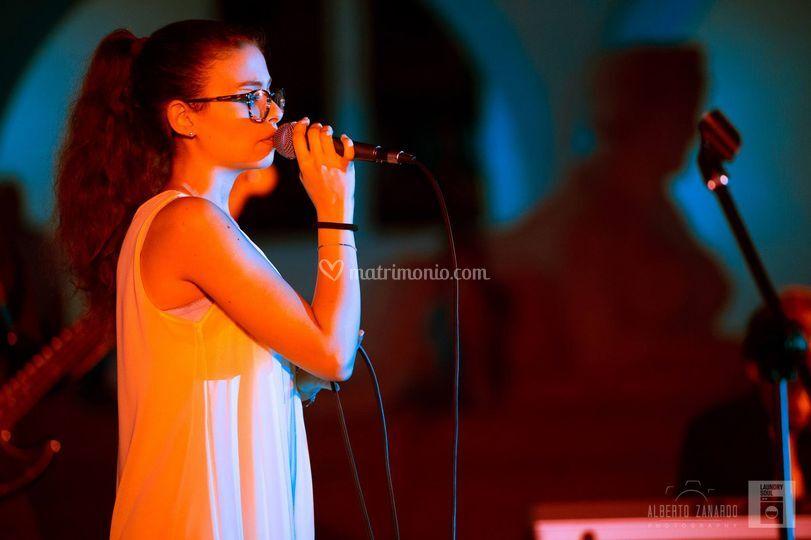 Elisa, voce
