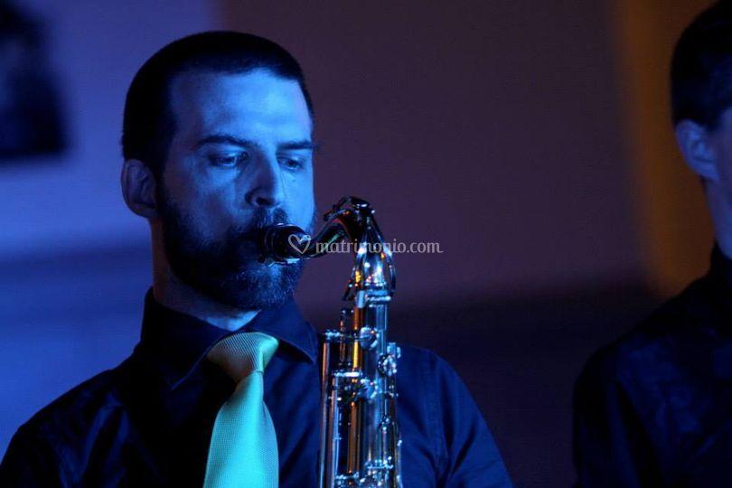 Paolo, sax tenore