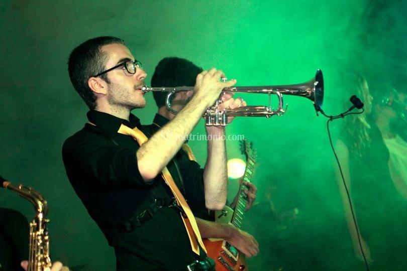 Federico, tromba