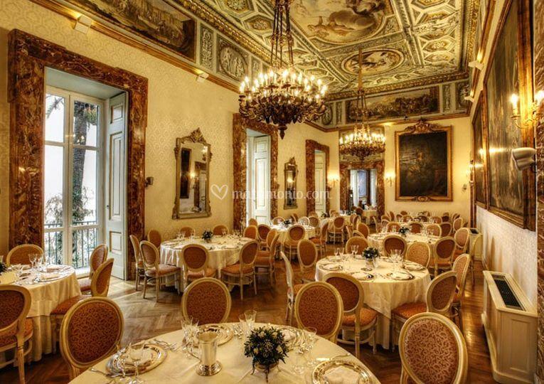 Belvedere carafa for Saloni interni
