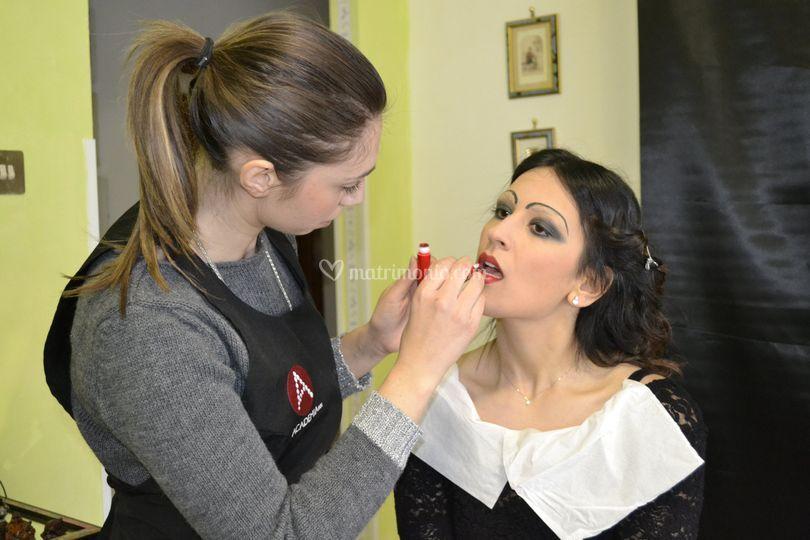 Make-up anni 20