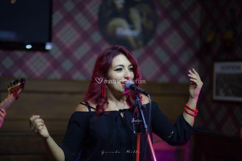 Alessia Len Cantante