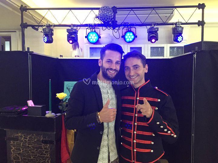 Lorenzo Deejay & Mago Cristian