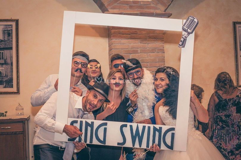 Sing Swing PhotoBooth