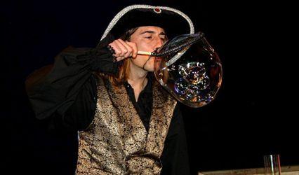 D'Artagnan Il Mago delle Bolle 1