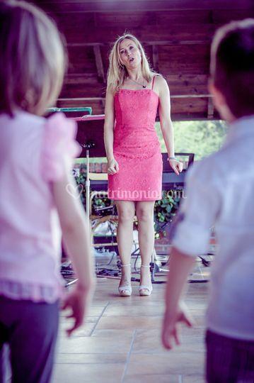 Cristina Baby Dance