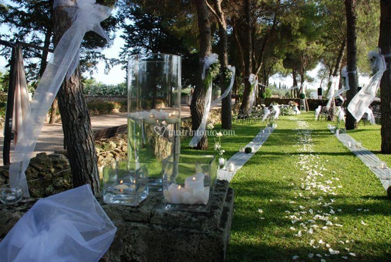 Matrimonio In Giardino : Di sconto per gli sposi matrimonio il