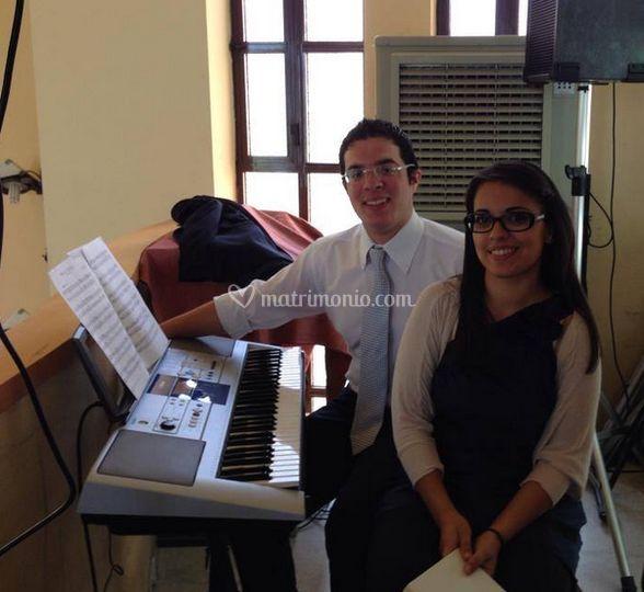 Mauro e Monica