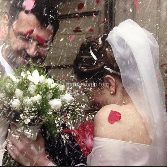 Diana sposa