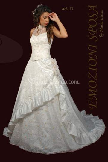 Vestito Emozioni Sposa