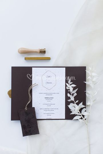 Eco Wedding Stationery