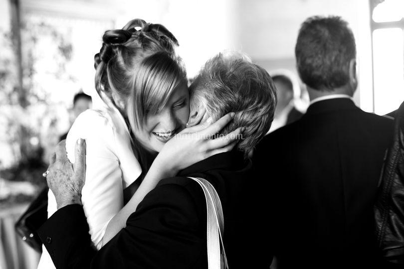 Michela e la nonna