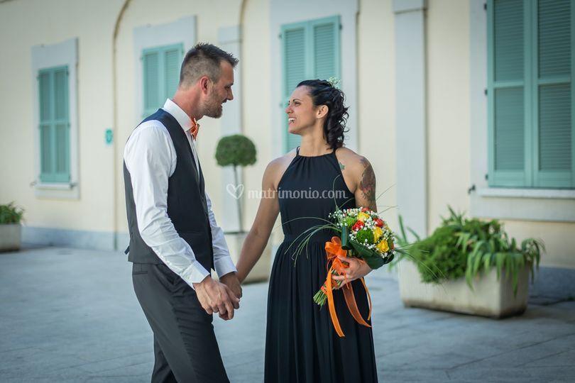 Valeria e Riccardo