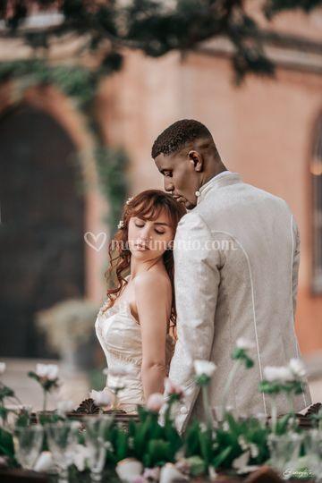 Abiti sposo sposa e cerimonia