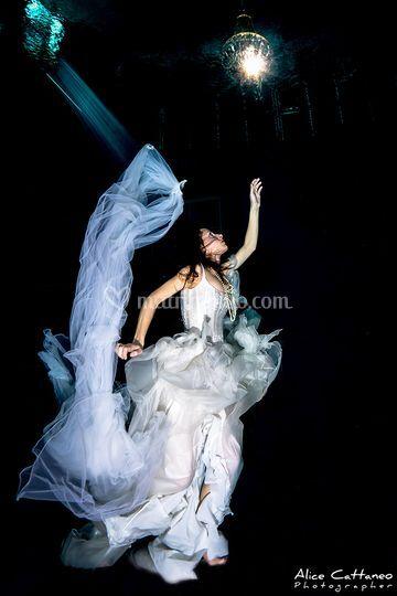 La sposa sott'acqua