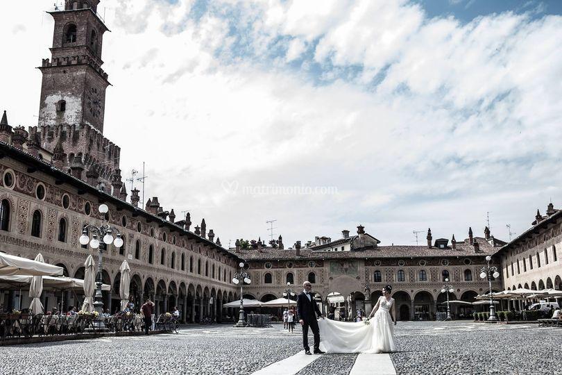Piazza Vigevano