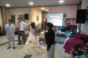 Karaoke Party di Bina e Kiko