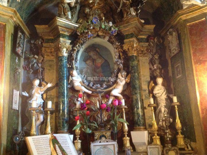 Cappella privata consacrata