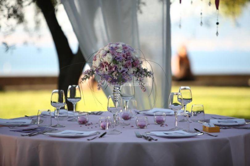 Allestiment tavolo