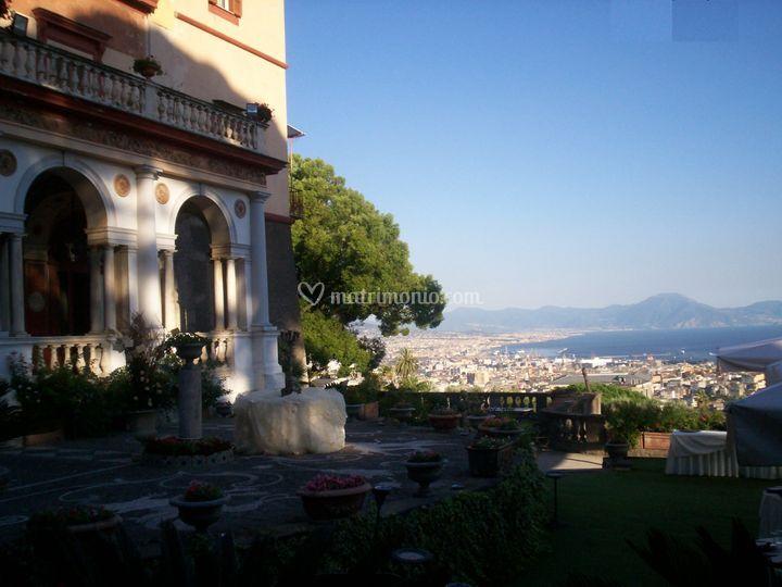Esterni Villa