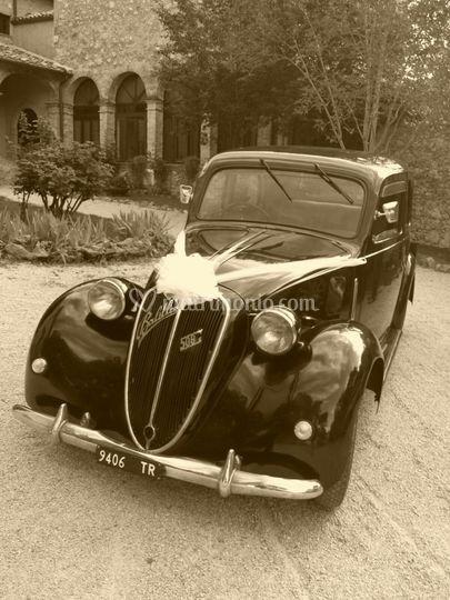 Fiat Nuova Balilla 508 C 1937