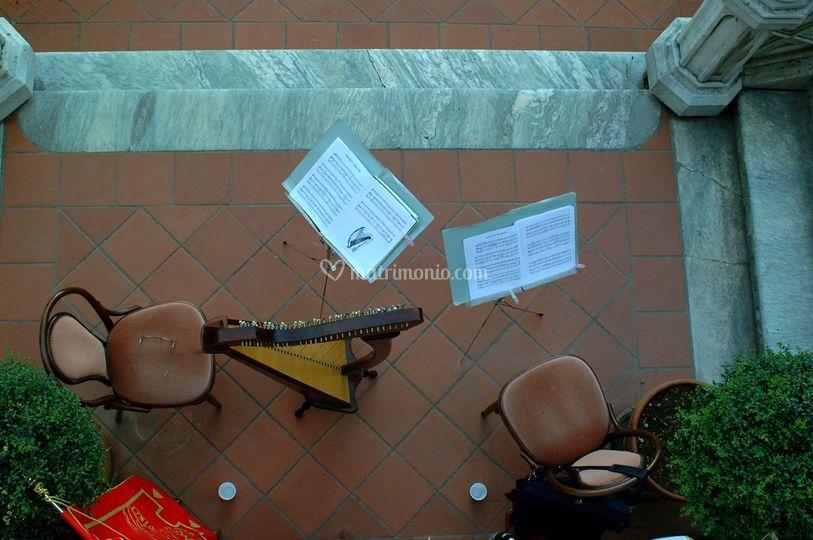 Musica durante l'aperitivo