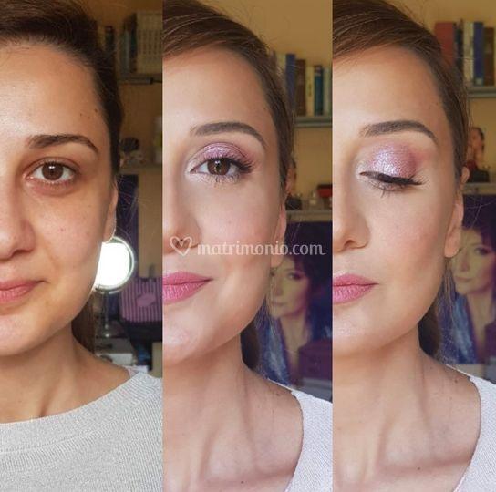 Trucco sposa prova makeup