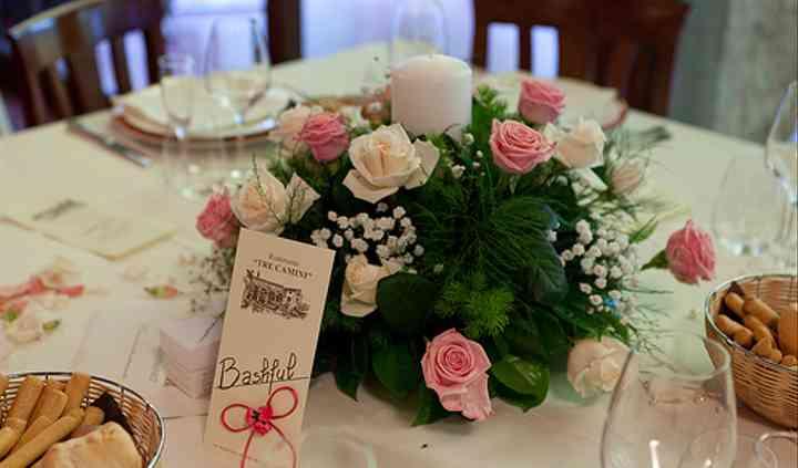 Tavolo matrimoni