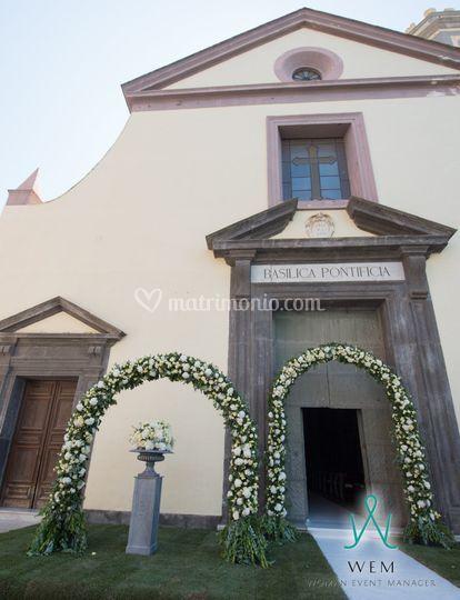 Esterni chiesa