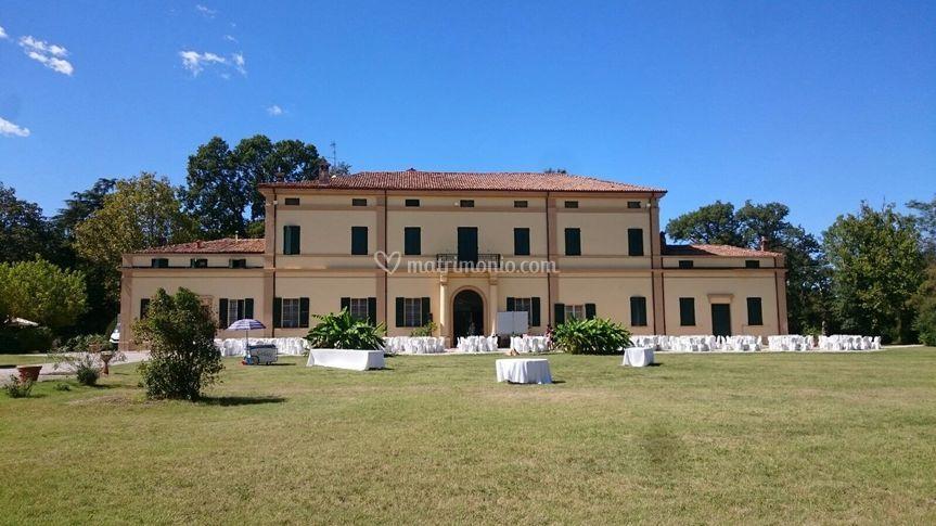 Villa Isolani