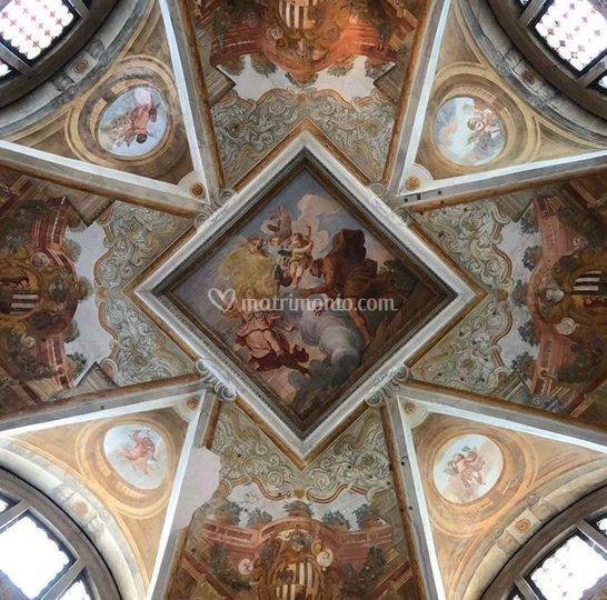 Gli affreschi raccontano...