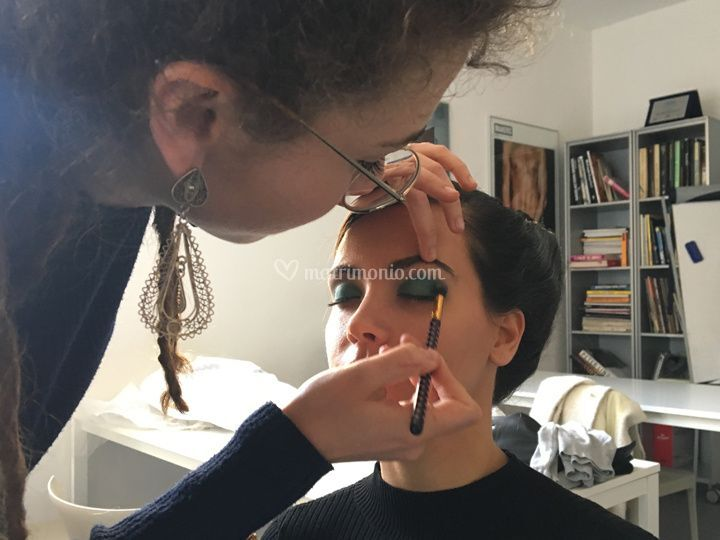 Preparetion Makeup