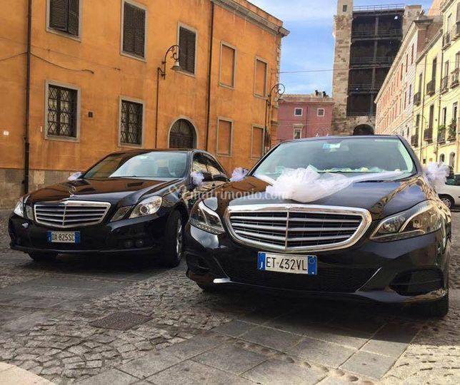 Transfer in Sardinia