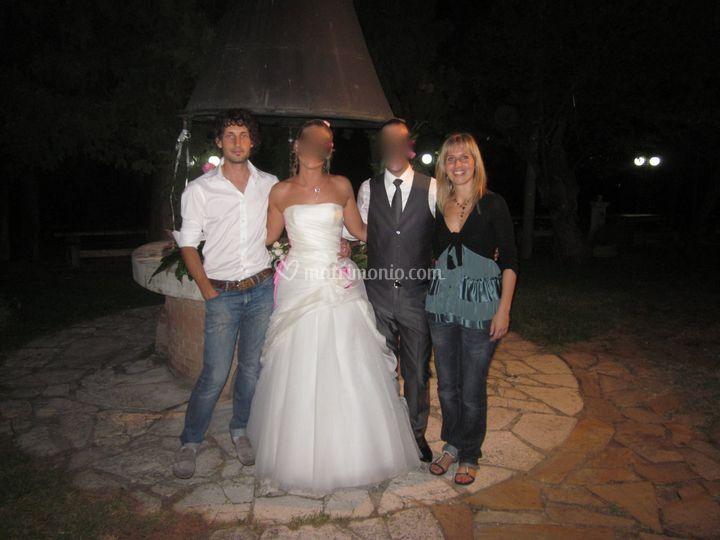 Matrimonio tenuta Monsignore