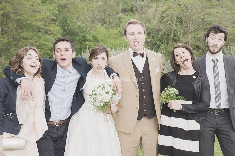 Viva gli sposi allegri!