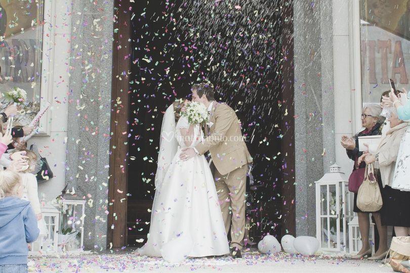 Viva gli sposi!!