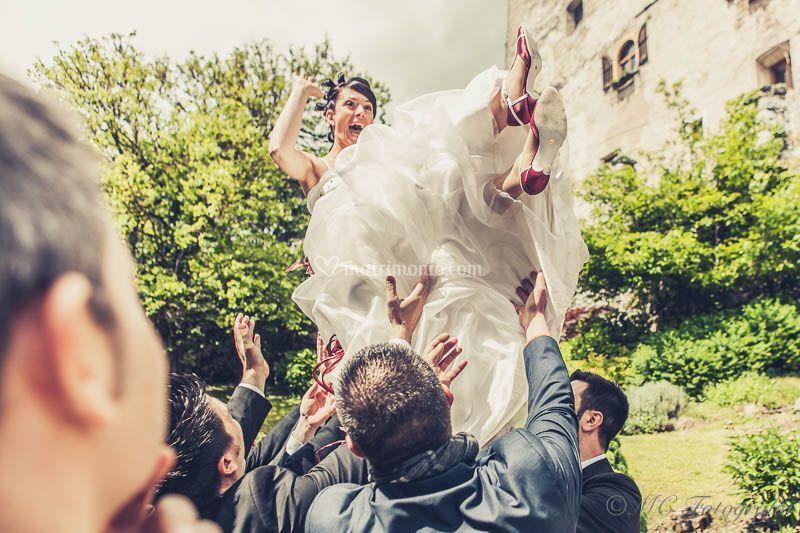 Volo sposa