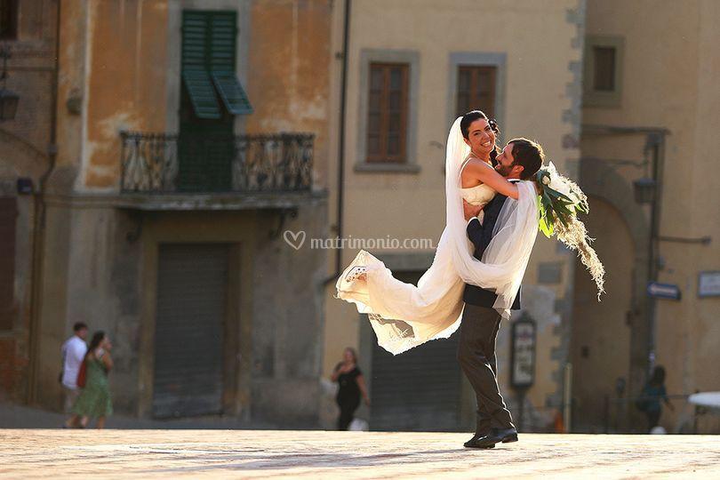 Matrimonio ad Arezzo