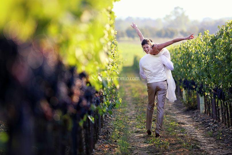 Matrimonio a Castagneto