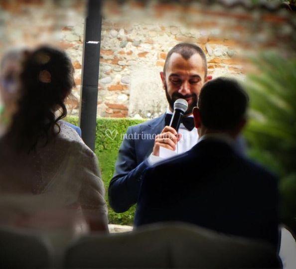 Cerimonia - Andrea Vivona