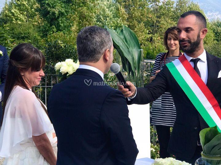 Il si dello sposo