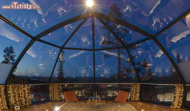 Sariselka Glass Igloo