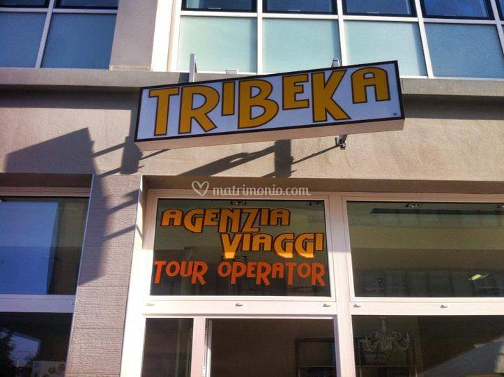 Tribeka esterno