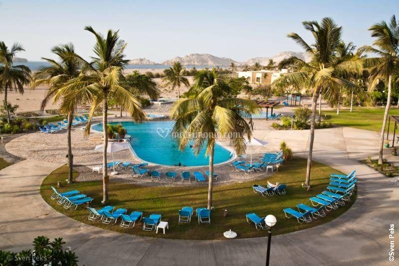 Oman awadi beach