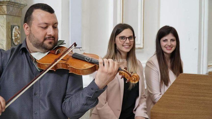 Trio all'opera