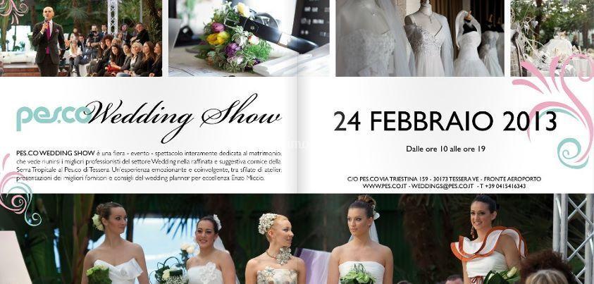 Wedding show Enzo Miccio