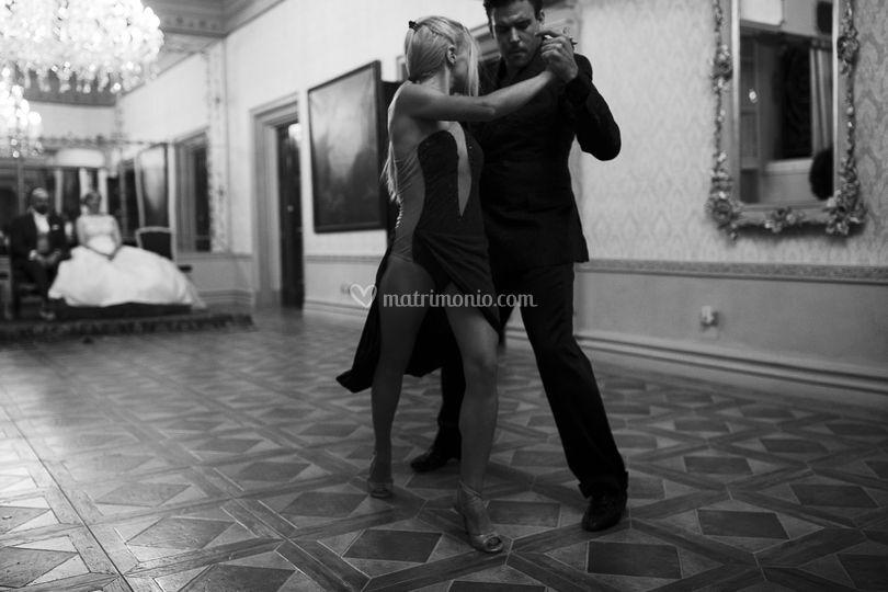 Spettacolo tango