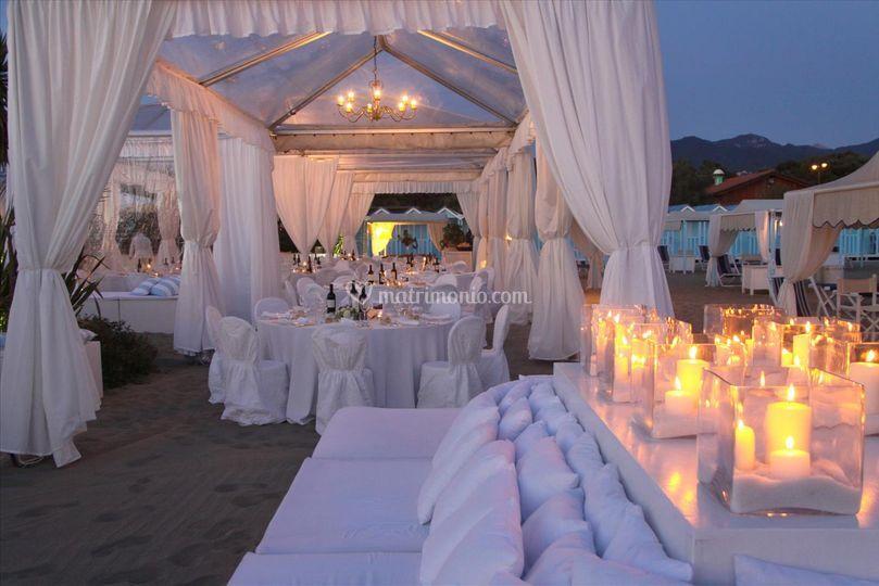 Allestimento Bordo Piscina Di Tuscany Event Style Foto