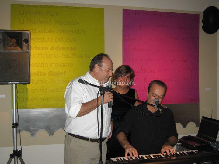 Fabio Con Jerry