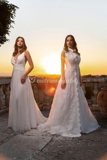 Ismaela e Irma - Galvan Sposa 2021